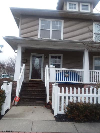 Atlantic City Single Family Home For Sale: 343 N North Carolina Ave