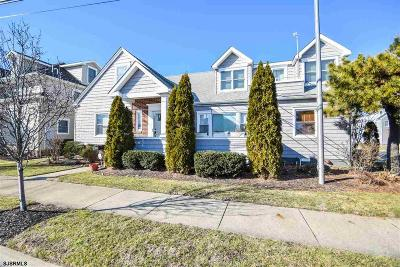 Atlantic City, Longport, Longport Borough, Margate, Ventnor, Ventnor Heights Rental For Rent: 8501 Atlantic Ave