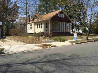 Vineland Single Family Home For Sale: 64 Evelyn Ave