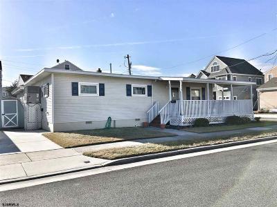 Atlantic City, Longport, Longport Borough, Margate, Ventnor, Ventnor Heights Rental For Rent: 316 N Vendome Ave