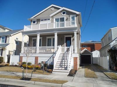 Atlantic City, Longport, Longport Borough, Margate, Ventnor, Ventnor Heights Rental For Rent: 111 N Huntington Ave