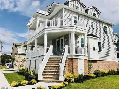 Longport Single Family Home For Sale: 3 S 30th Ave