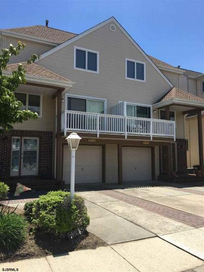 Ventnor Condo/Townhouse For Sale: 6320 Villa Ct #6320