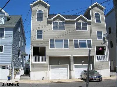 Atlantic City Single Family Home For Sale: 517 Barrett Ave