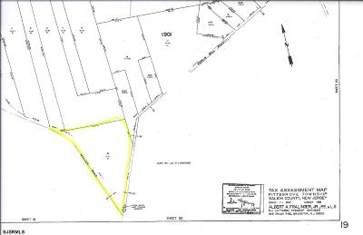 Pittsgrove Township Residential Lots & Land For Sale: L20 Parvin Mill Road