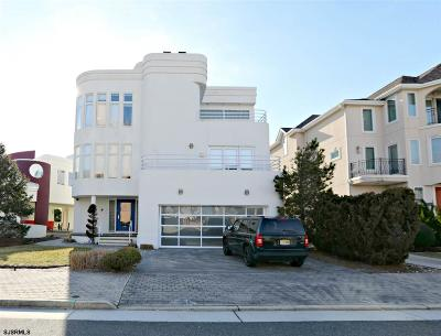 Atlantic City, Longport, Longport Borough, Margate, Ventnor, Ventnor Heights Rental For Rent: 106 S Dudley