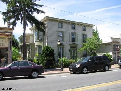Millville Single Family Home For Sale: 516-518 N High Street