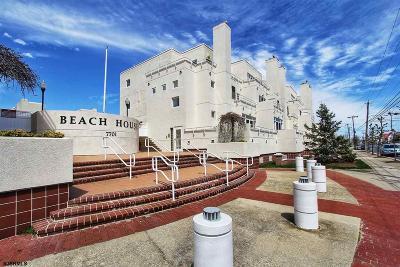 Atlantic City, Longport, Longport Borough, Margate, Ventnor, Ventnor Heights Rental For Rent: 7701 Atlantic Ave Unit # 52b