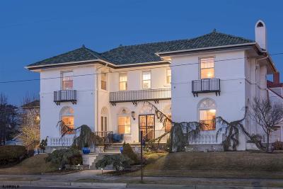 Ventnor Single Family Home For Sale: 15 S Cambridge Ave