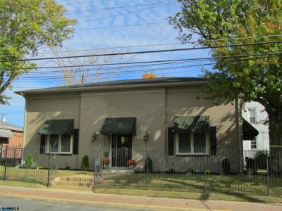 Millville Commercial For Sale: 201 Buck Street