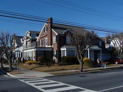 Atlantic City, Longport, Longport Borough, Margate, Ventnor, Ventnor Heights Rental For Rent: 8707 Atlantic