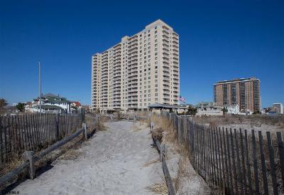 Ventnor Condo/Townhouse For Sale: 5000 Boardwalk #1604 #1604
