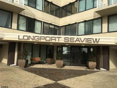 Longport Condo/Townhouse For Sale: 111 S 16th #505