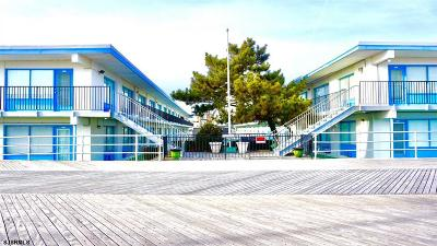 Atlantic County Condo/Townhouse For Sale: 3501 Boardwalk #A117