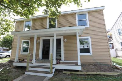Ventnor Condo/Townhouse For Sale: 6300 Winchester Ave #2ND FLOO