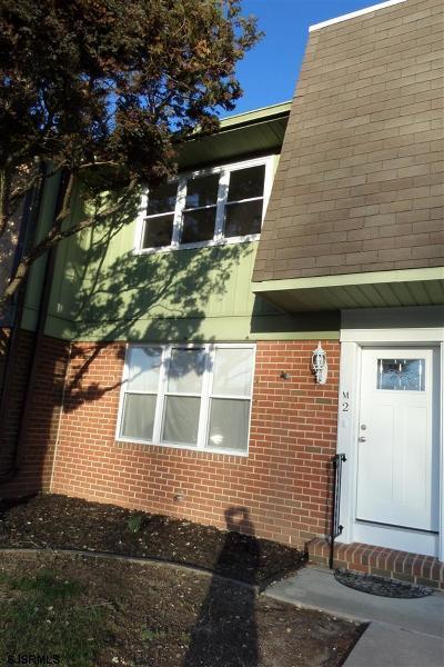 Vineland Condo/Townhouse For Sale: 1964 E Oak Road #M-2