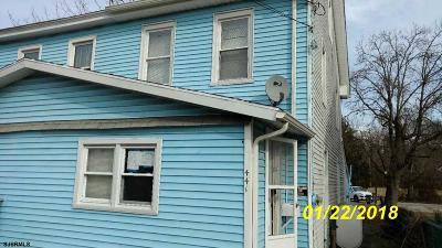 Millville Single Family Home For Sale: 441 S 2nd St Street
