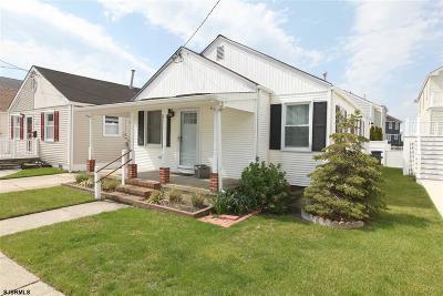 Atlantic City, Longport, Longport Borough, Margate, Ventnor, Ventnor Heights Rental For Rent: 412 N Union Ave