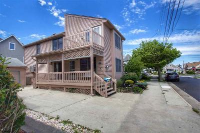 Atlantic City, Longport, Longport Borough, Margate, Ventnor, Ventnor Heights Rental For Rent: 4 S Iroquois Ave