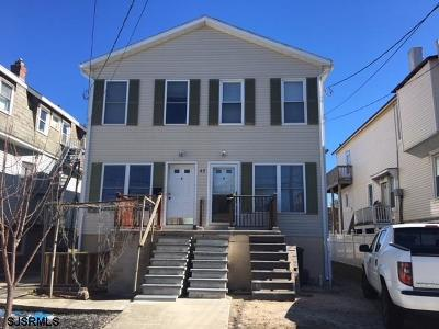 Atlantic City Single Family Home For Sale: 43 N Trenton Ave