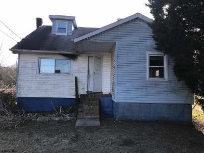 Millville Single Family Home For Sale: 10900 W Buckshutem Rd