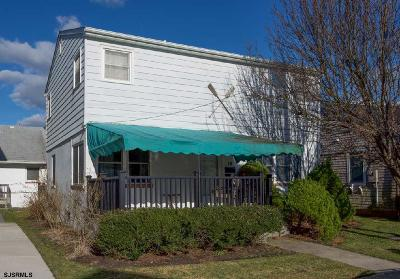 Atlantic City, Longport, Longport Borough, Margate, Ventnor, Ventnor Heights Rental For Rent: 25 S Yarmouth