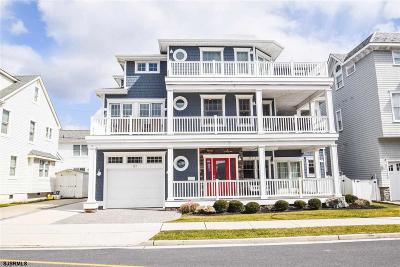 Atlantic City, Longport, Longport Borough, Margate, Ventnor, Ventnor Heights Rental For Rent: 107 S Philadelphia Ave