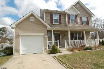Millville Single Family Home For Sale: 9 Marc Dr
