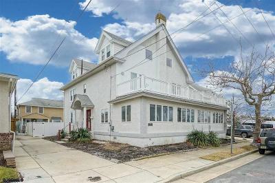 Atlantic City, Longport, Longport Borough, Margate, Ventnor, Ventnor Heights Rental For Rent: 8 N Dudley Ave
