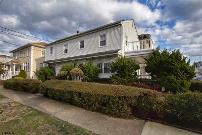 Atlantic City, Longport, Longport Borough, Margate, Ventnor, Ventnor Heights Rental For Rent: 101 S Portland Ave