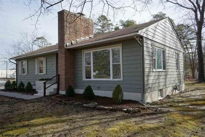 Millville Single Family Home For Sale: 911 N 10th Street