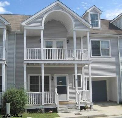 Atlantic City Single Family Home For Sale: 27 Windjammer Ct