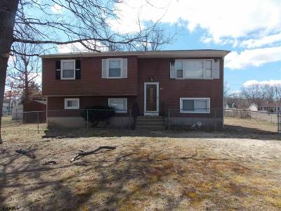 Pittsgrove Township Single Family Home For Sale: 37 Maple Shade Ln Dr