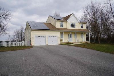 Millville Single Family Home For Sale: 113 N Laurel