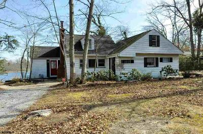Pittsgrove Township Single Family Home For Sale: 96 Rainbow Trail
