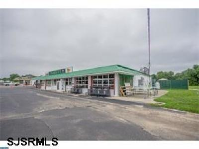 Newfield Commercial For Sale: 994 Harding Hwy Hwy