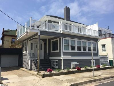 Atlantic City, Longport, Longport Borough, Margate, Ventnor, Ventnor Heights Rental For Rent: 106 S Weymouth Ave