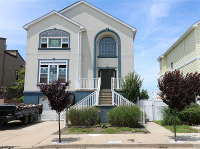 Atlantic City, Longport, Longport Borough, Margate, Ventnor, Ventnor Heights Rental For Rent: 6605 Monmouth