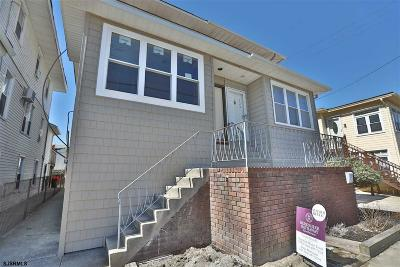 Atlantic City, Longport, Longport Borough, Margate, Ventnor, Ventnor Heights Rental For Rent: 122 Wyoming Ave