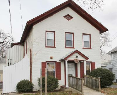 Vineland Multi Family Home For Sale: 716 E Wood St Street