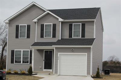Vineland Single Family Home For Sale: 2385 E Chestnut Ave Ave