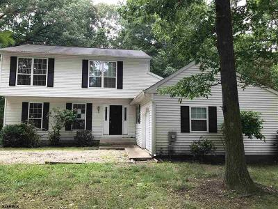 Franklinville Single Family Home For Sale: 477 Sunnyhill Ave