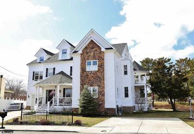 Brigantine Single Family Home For Sale: 1002 Vardon Cir