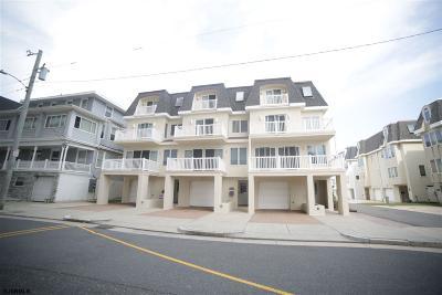 Atlantic City, Longport, Longport Borough, Margate, Ventnor, Ventnor Heights Rental For Rent: 137 S Berkley Sq Square