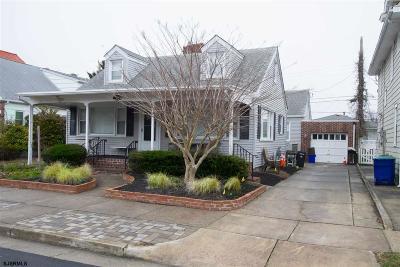 Atlantic City, Longport, Longport Borough, Margate, Ventnor, Ventnor Heights Rental For Rent: 17 N Mansfield Ave