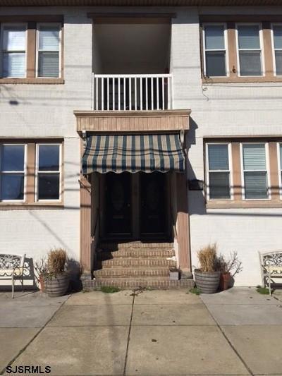 Ventnor Condo/Townhouse For Sale: 7303 Atlantic Ave #A