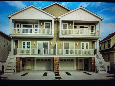 Atlantic City, Longport, Longport Borough, Margate, Ventnor, Ventnor Heights Rental For Rent: 109 N Wissahickon Ave Ave