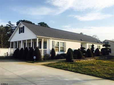 Millville Mobile/Manufactured For Sale: 41 Paul Revere Ct
