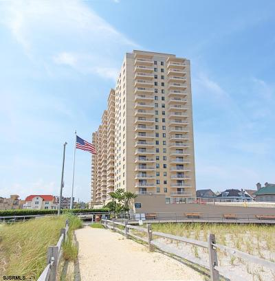 Ventnor Condo/Townhouse For Sale: 5000 Boardwalk #204