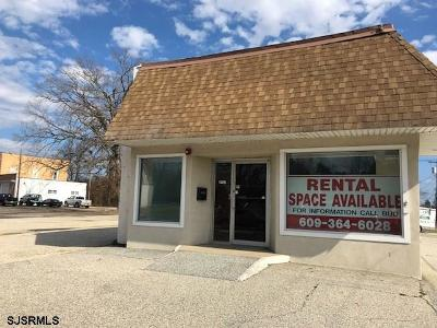 Vineland NJ Commercial For Sale: $1,800
